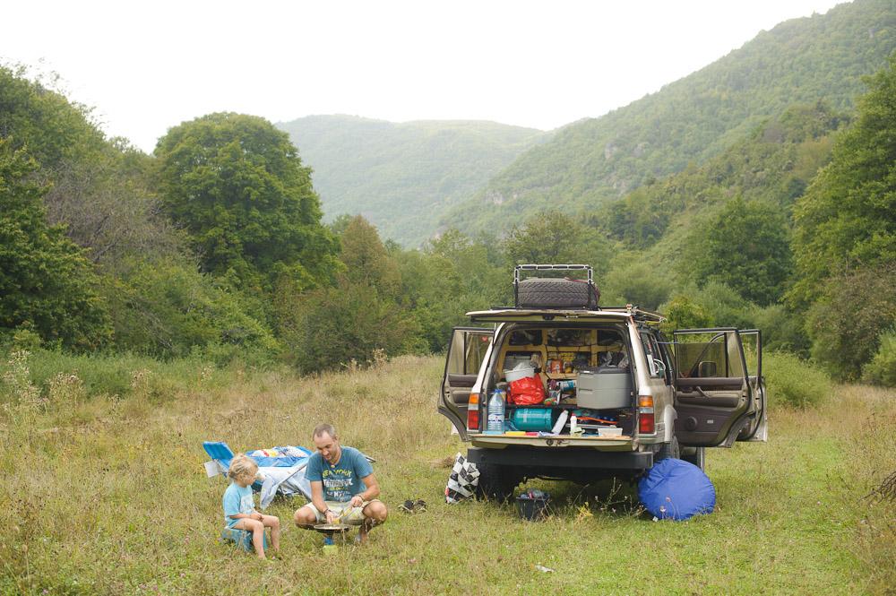 choroba, macedonia, podróż z dziećmi