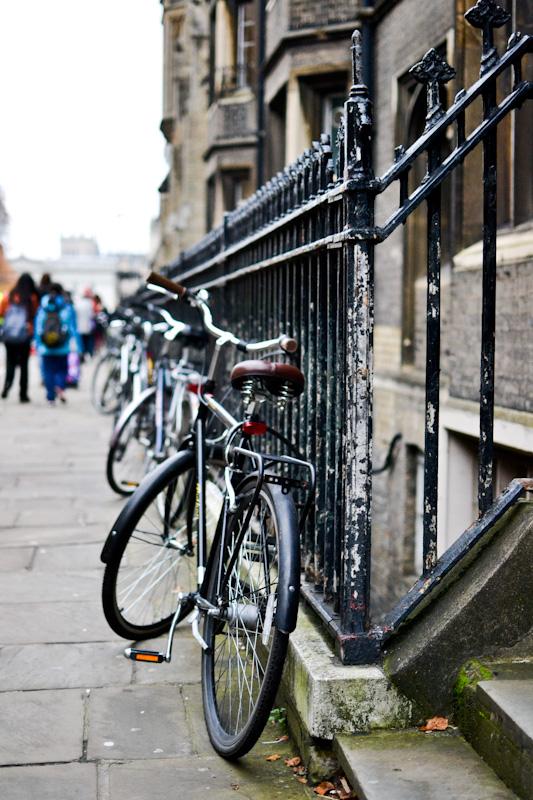 Rowery w Cambridge