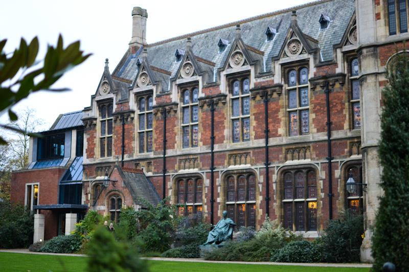 Budynek Cambridge