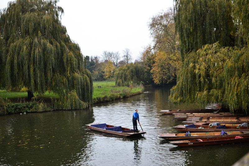 Cambridge rzeka