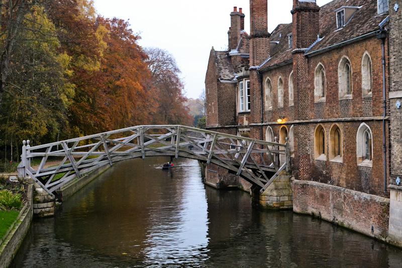 Cambridge most