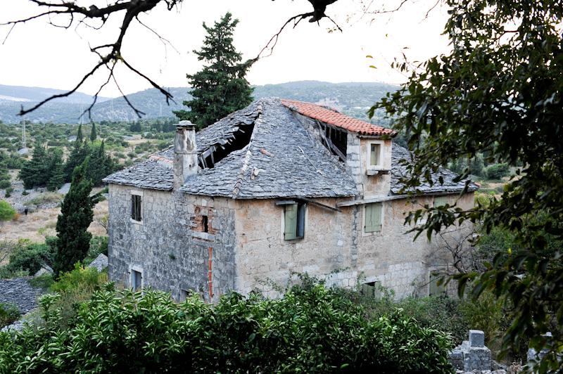 Domy Chorwacja