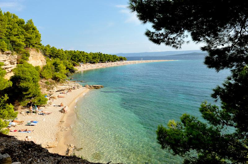 Plaże Chorwacja