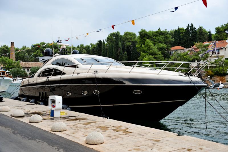 Jacht Chorwacja
