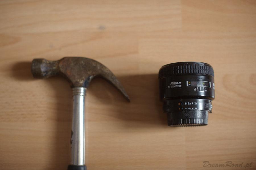 Nikon naprawa