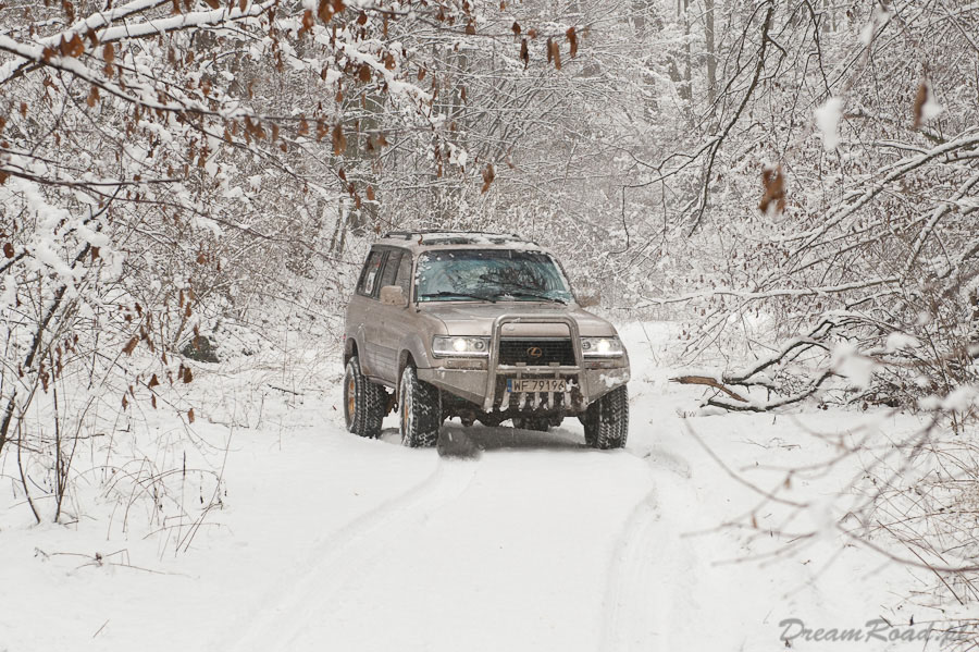 Drifting snieg zima